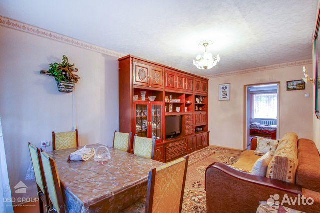 3-к квартира, 58.3 м², 3/5 эт.  89145421520 купить 2