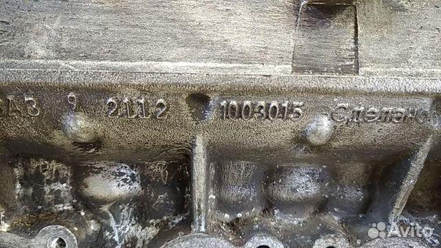Двигатель в сборе (LADA 2112)  купить 3