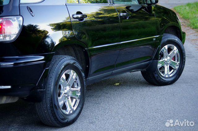 Lexus RX, 2003  89622639631 купить 8