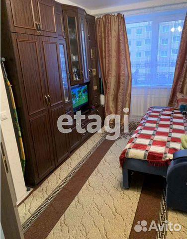 1-к квартира, 35 м², 10/12 эт.