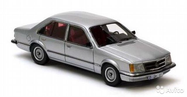 Opel Commodore. NEO 1/43— фотография №1