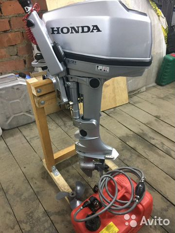 Лодочный мотор Honda BF5A