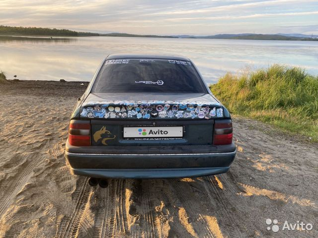 Opel Vectra, 1994  89600215640 купить 3