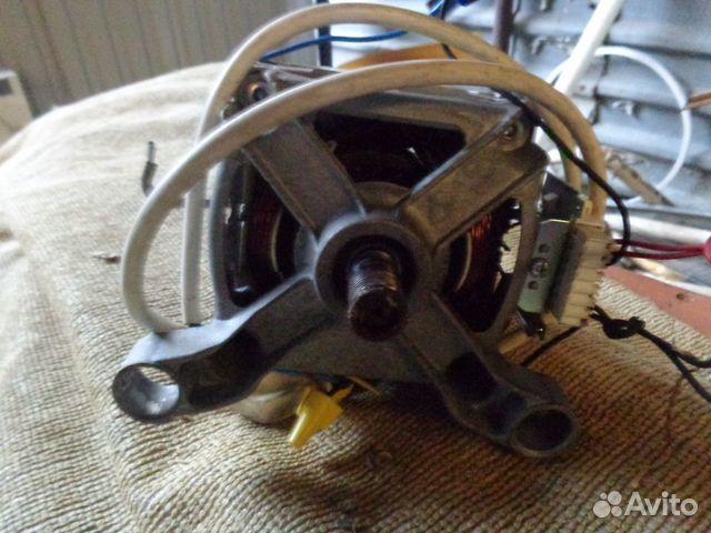 Двигатель от стиральной машинки индезит  89080624184 купить 1
