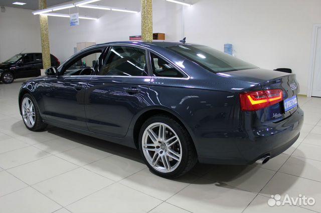 Audi A6, 2012  89828708454 купить 8