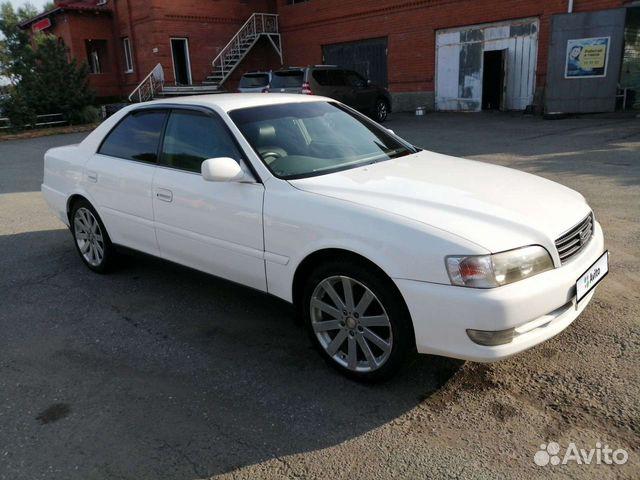 Toyota Chaser, 1998  89662713733 купить 4