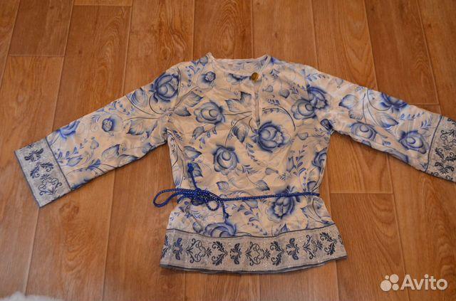Новогодний костюм Зайчик, рост 104  89114248555 купить 2