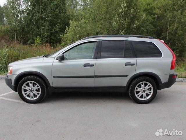 Volvo XC90, 2004  83432716387 купить 4