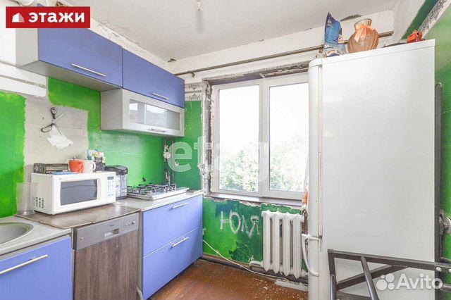 1-к квартира, 31 м², 5/5 эт.  89216201871 купить 3