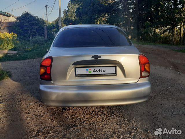 Chevrolet Lanos, 2005  89155990056 купить 5