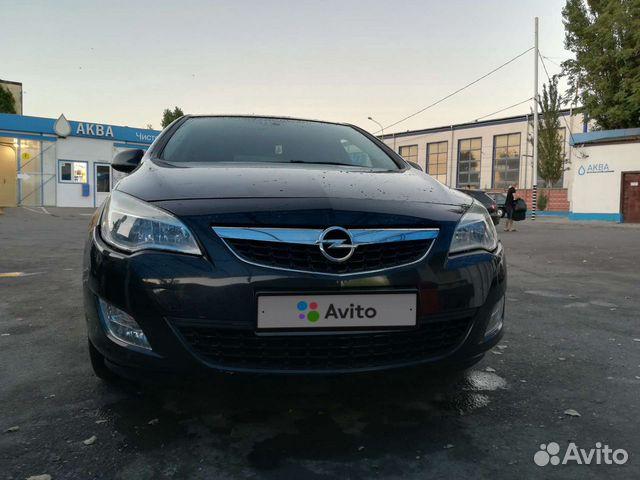 Opel Astra, 2012  89889927308 купить 4