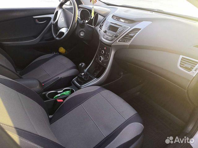 Hyundai Elantra, 2015  89656571267 купить 7