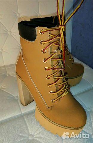 Ботинки Jeffrey Campbell, США,36 размер  89632935615 купить 6