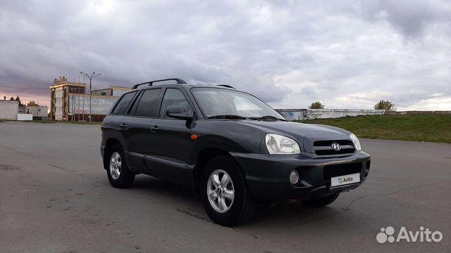 Hyundai Santa Fe, 2008  89063816458 купить 5