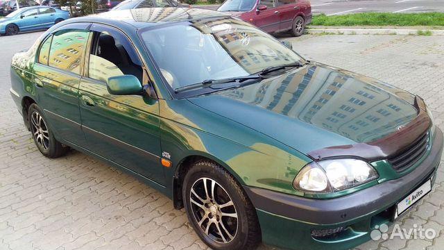 Toyota Avensis, 2001  89022529942 купить 7