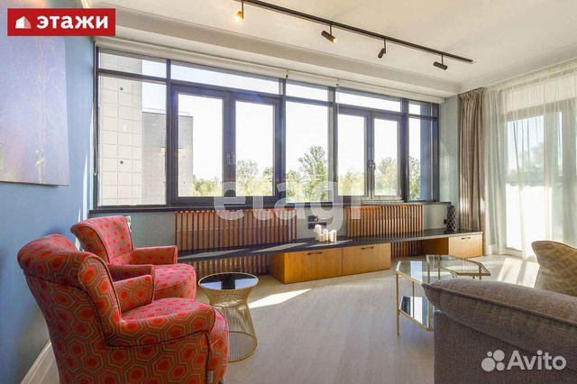 3-к квартира, 86.4 м², 4/9 эт.  89214656341 купить 4