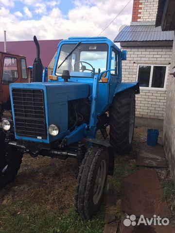 Трактор мтз 80  89066586967 купить 3