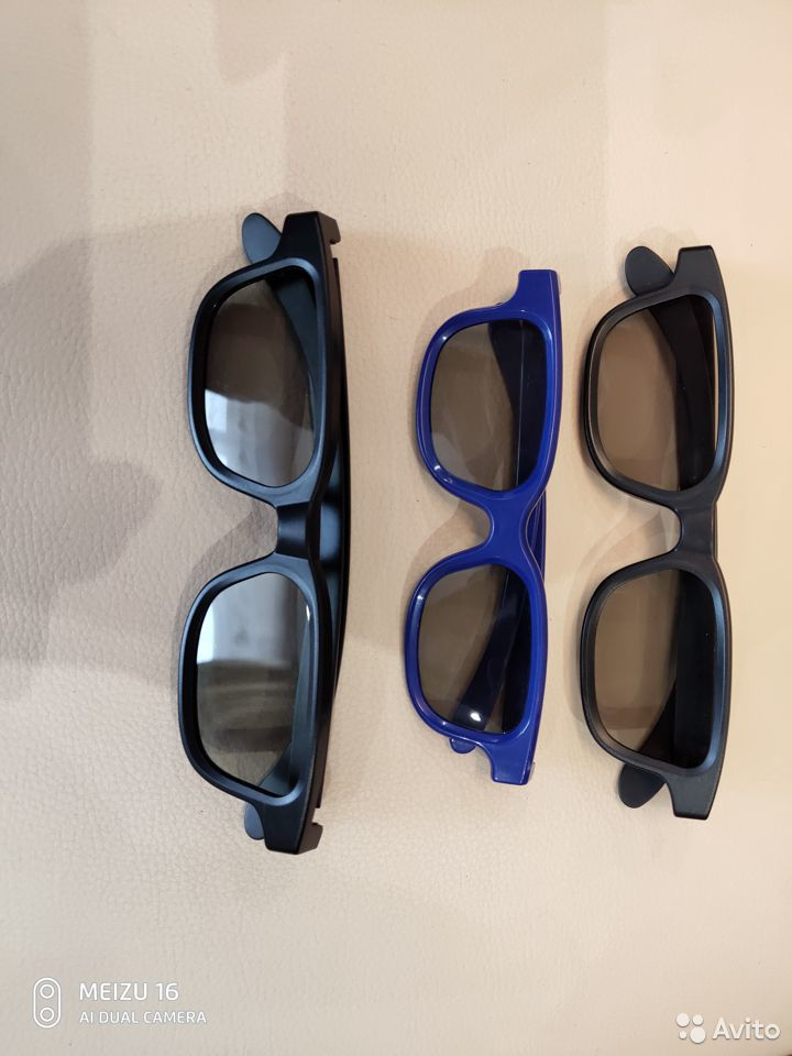 3D очки для кинотеатра Люксор  89537331466 купить 1