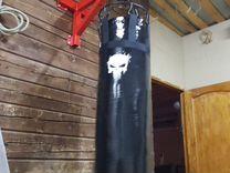 Боксерский мешок, кронштейн