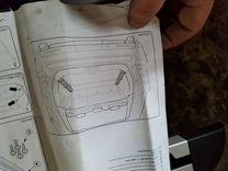 Range Rover Sport крепления в багажник