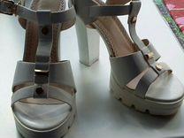 Босоножки на каблуке — Одежда, обувь, аксессуары в Перми