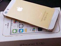 iPhone 5S (новый не пользовались) 16гб