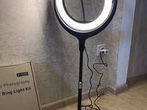 """Кольцевая лампа Beauty Light 26 см 360"""""""