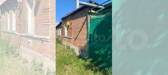 Дом 45 м² на участке 5 сот. в Ростовской области | Недвижимость | Авито