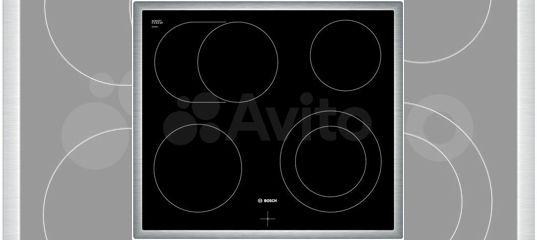Новая варочная панель Bosch NKN 645 G17