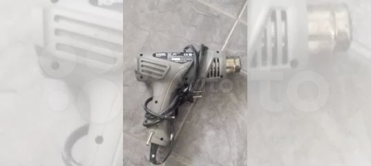 Фен строительный practyl PLD2180A