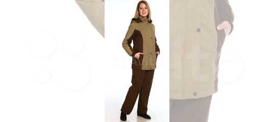 Продаю новый Женский демисезонный костюм Лемур купить в Самарской области  на Avito — Объявления на сайте Авито 722a2a24115a2