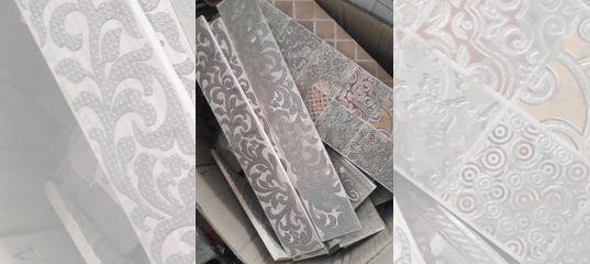 Керамические бордюры и плитка