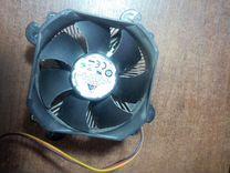 Продаю радиатор с куллером для LGA 775
