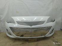 Бампер передний Opel Astra J
