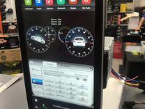 Магнитола tesla 12.8 дюймов Android 4/32 CarPlay