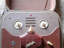 Катушечный советский магнитофон