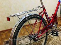 Велосипед «волна»