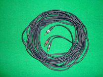 Кабель audio-video ofc cable luxmann germany 10м