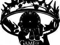 Часы из виниловых пластинок купить в Екатеринбурге