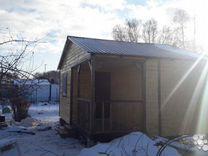 Модульный садовый домик 30м2 Б-44