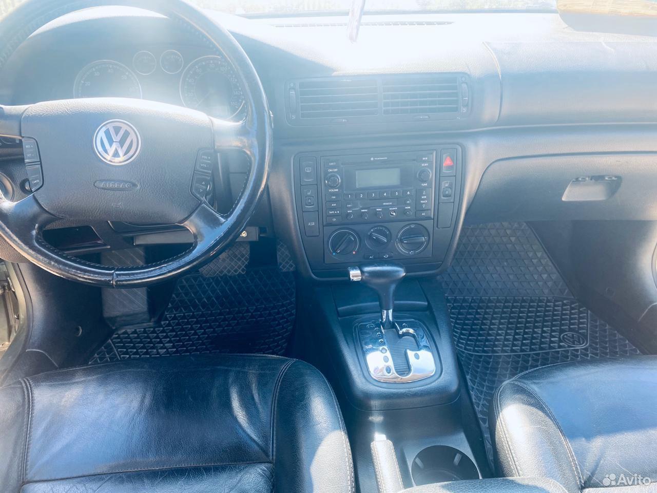 Volkswagen Passat, 2002  89895125805 купить 10