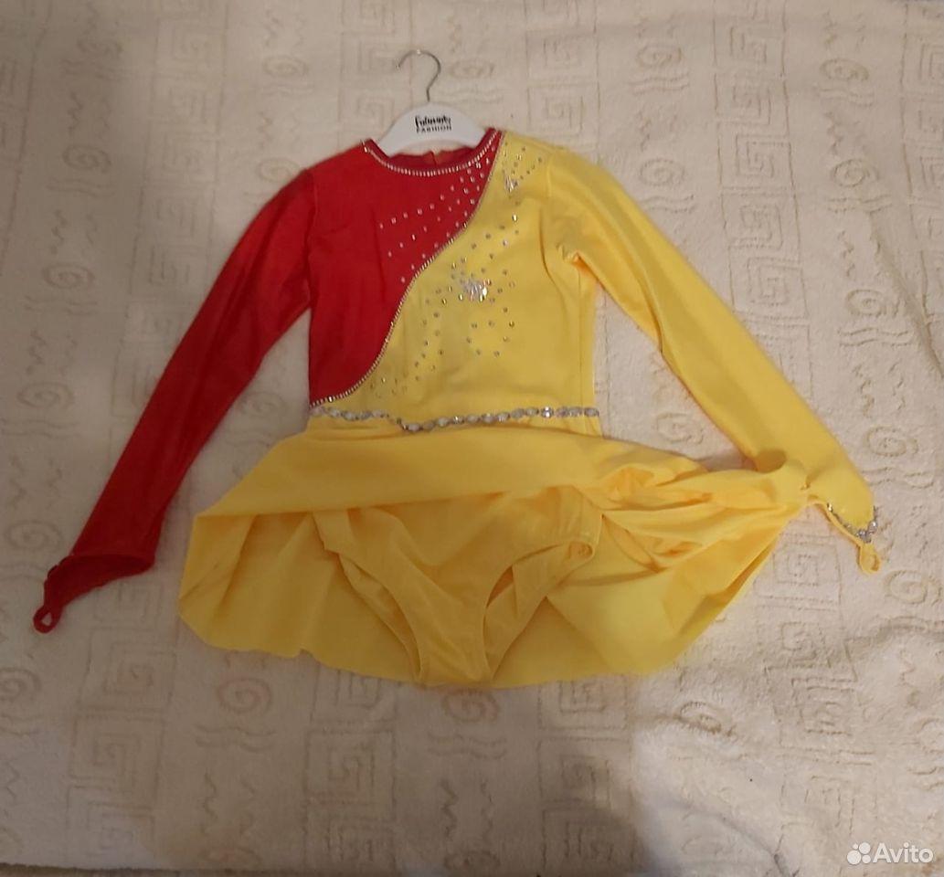 Платье для фигурного катания  89090015615 купить 1