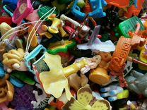 Коллекция мелких игрушек