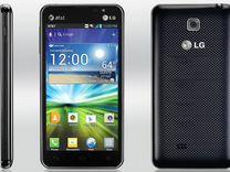 LG Escape как новый 4,3 дюйма 1гб озу 2 ядра корея