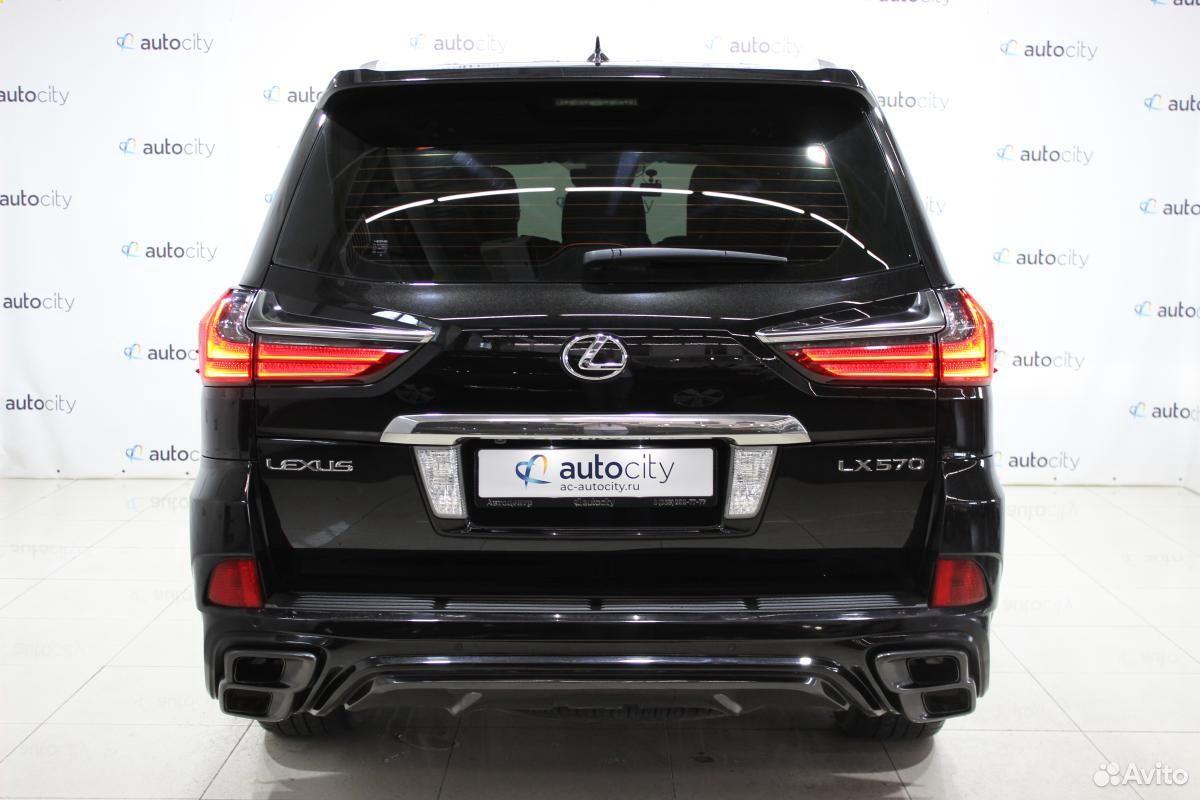 Lexus LX, 2016  83832910432 купить 10