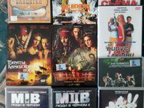 Широкий выбор DVD дисков