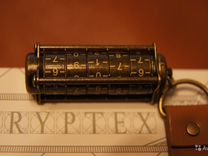 Флешка-криптекс 32 Гб (в подарочном тубусе)
