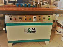 Кромкооблицовочный станок HCM genesis