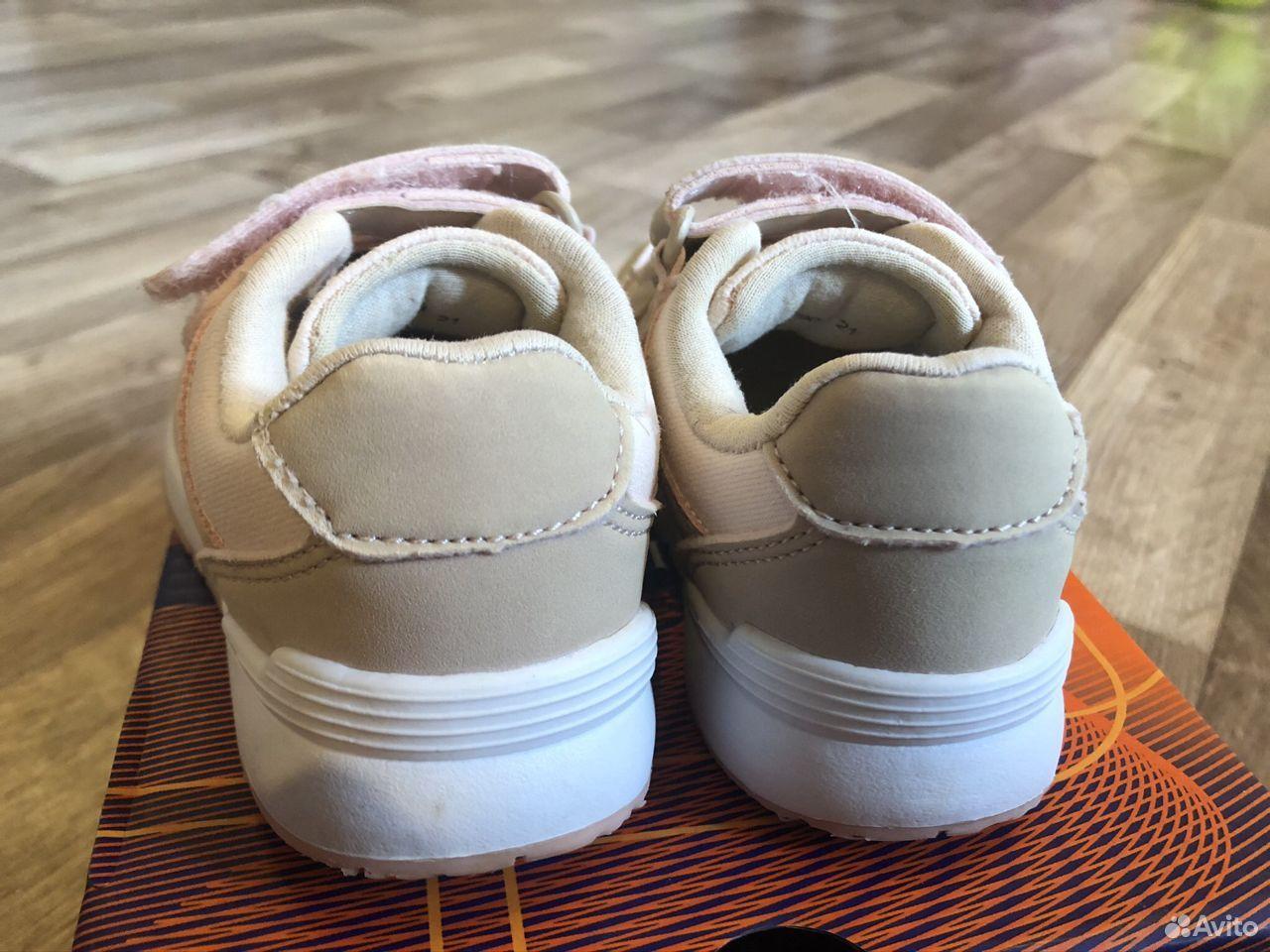 Кроссовки для девочки  89885342801 купить 5