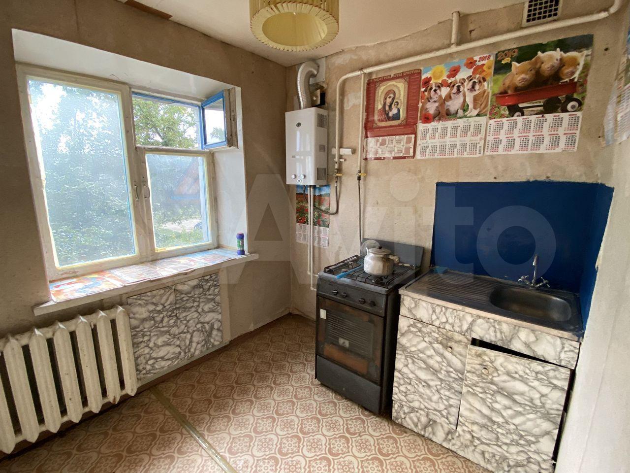1-к квартира, 31.8 м², 1/2 эт.  89176119095 купить 4